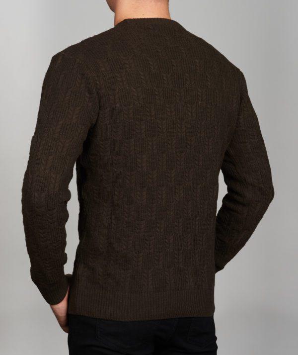 Vyriškas megztinis Meyer galas, vyriški megztiniai, vyriški drabužiai