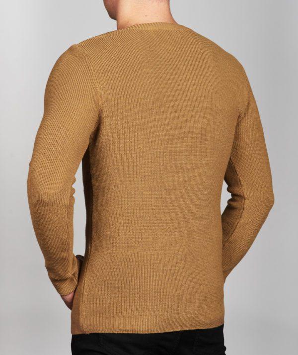 Vyriškas megztinis Sanders galas, vyriški megztiniai, vyriški drabužiai