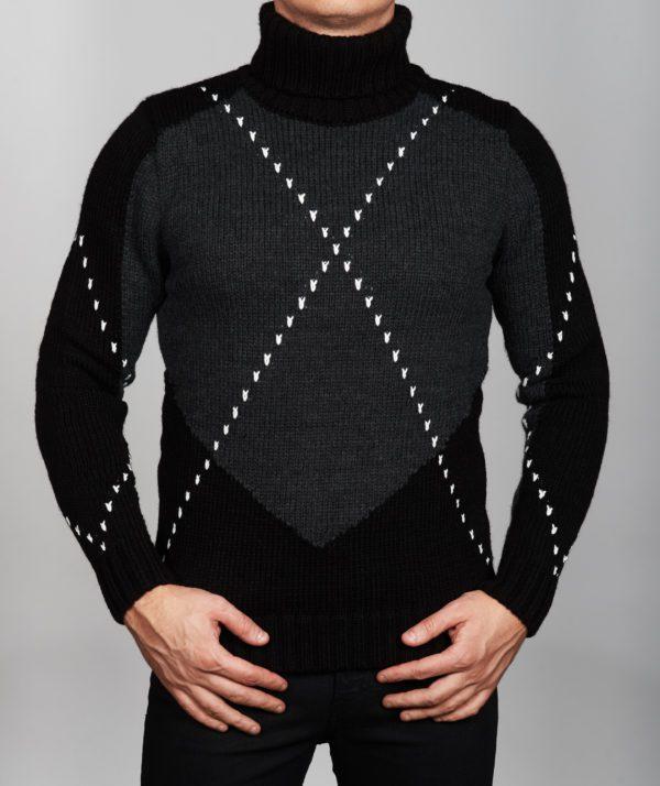 Vyriškas megztinis Fox, vyriški megztiniai, vyriški drabužiai