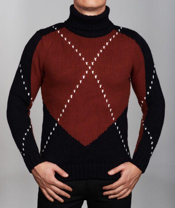 Vyriškas megztinis Henderson, vyriški megztiniai, vyriški drabužiai