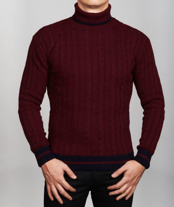 Vyriškas megztinis Hughes, vyriški megztiniai, vyriški drabužiai
