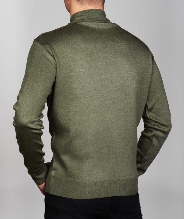Vyriškas megztinis Green galas, vyriški megztiniai, vyriški drabužiai