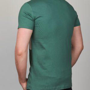 Žalsvi vyriški marškinėliai su užrašu From Palace
