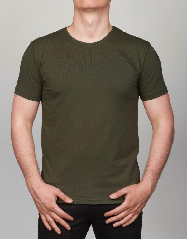 Vienspalviai vyriški marškinėliai Palmer, vyriški marškinėliai, marškinėliai vyrams, vyriški drabužiai
