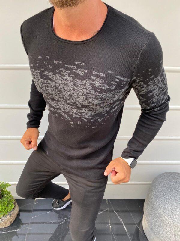 Vyriškas megztinis Lin, vyriški megztiniai, vyriški drabužiai