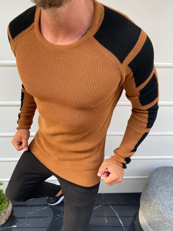 Vyriškas megztinis Supr, vyriški megztiniai, vyriški drabužiai