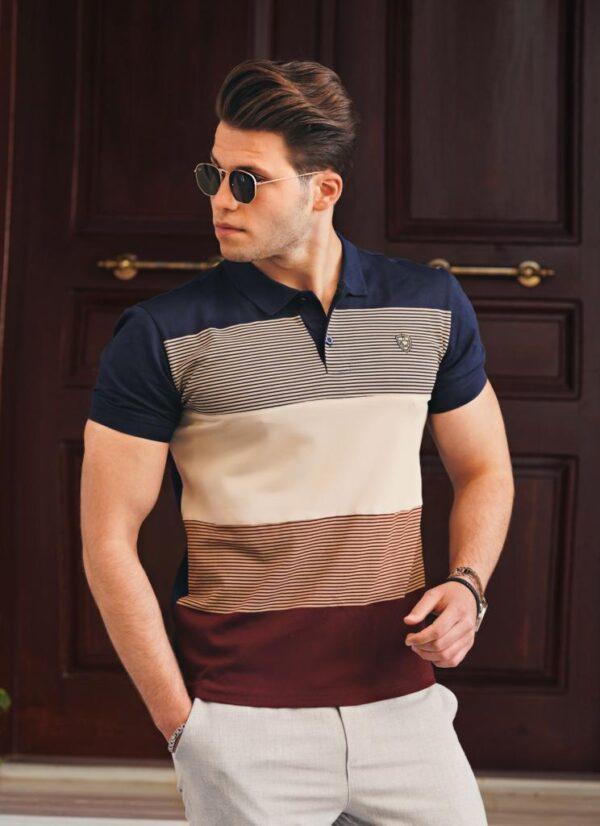 Vyriški polo marškinėliai Richardson, marškinėliai vyrams, vyriški drabužiai