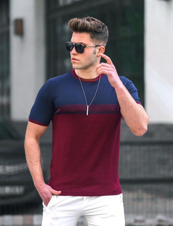 Vyriški marškinėliai Bradley, marškinėliai vyrams, vyriški drabužiai